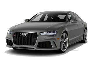 New 2018 Audi RS 7 4.0T Hatchback Freehold New Jersey