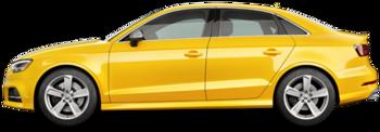2018 S3 Sedans and Sportbacks
