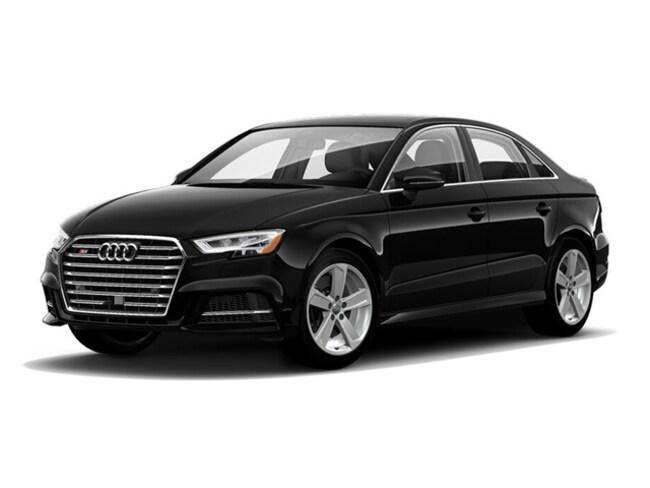 New 2018 Audi S3 2.0T Sedan For sale near New Brunswick NJ