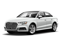 New 2018 Audi S3 2.0T Premium Plus Sedan for sale in Paramus, NJ at Jack Daniels Audi of Paramus