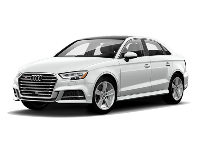 New 2018 Audi S3 2.0T Premium Plus Sedan For Sale/Lease Dallas TX