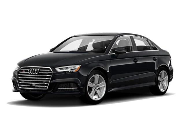 New 2018 Audi S3 2.0T Premium Plus Sedan WAUB1GFF1J1039442 in Huntington, NY