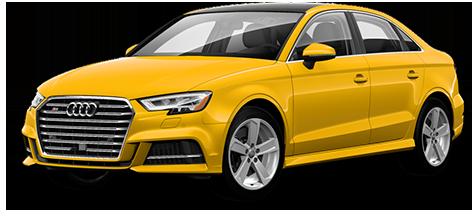 2018 Audi S3 4dr Car