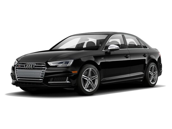 New 2018 Audi S4 3.0T Premium Plus Sedan West Covina