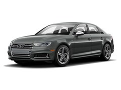 New 2018 Audi S4 3.0T Sedan WAUB4AF46JA111349 for sale in Morton Grove, IL
