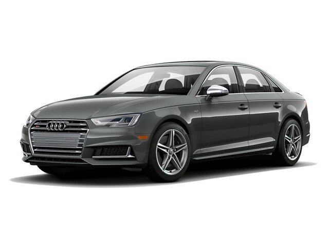 Certified Pre-Owned 2018 Audi S4 3.0T Premium Plus Sedan in Greenville, NC
