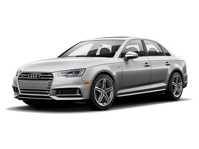 2018 Audi S4 Sedan
