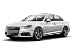 New 2018 Audi S4 3.0T Premium Plus Sedan Los Angeles