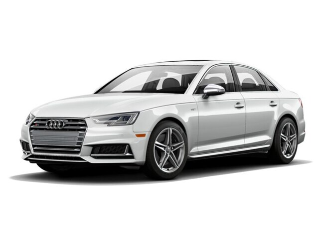 New 2018 Audi S4 3.0T Prestige Sedan WAUC4AF48JA223655 Near Los Angeles