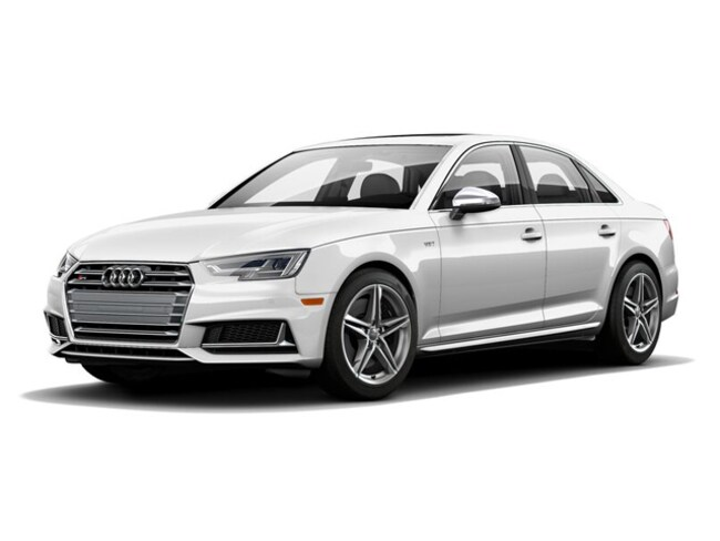 New 2018 Audi S4 3.0T Sedan for sale in Latham, NY