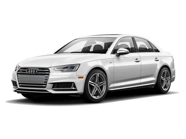 2018 Audi S4 3.0T Sedan