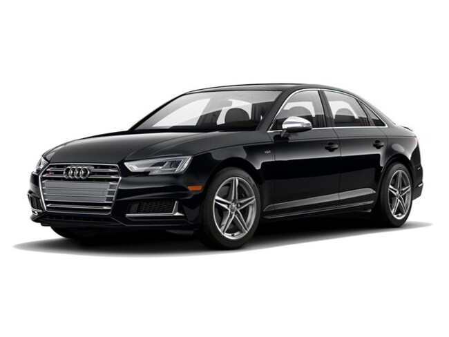 New 2018 Audi S4 3.0T Sedan San Jose, CA