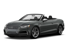 New 2018 Audi S5 3.0T Cabriolet Near New York City