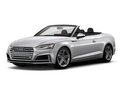 New 2018 Audi S5 3.0T Premium Plus Cabriolet WAUY4GF54JN021969 Fairfield CT