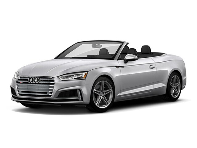New Audi Models for sale 2018 Audi S5 3.0T Premium Plus Cabriolet in Salt Lake City, UT
