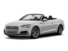 New 2018 Audi S5 3.0T Premium Plus Cabriolet WAUY4GF58JN003037 in Huntington, NY