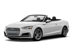 New 2018 Audi S5 3.0T Premium Plus Cabriolet WAUY4GF59JN000843 in Huntington, NY