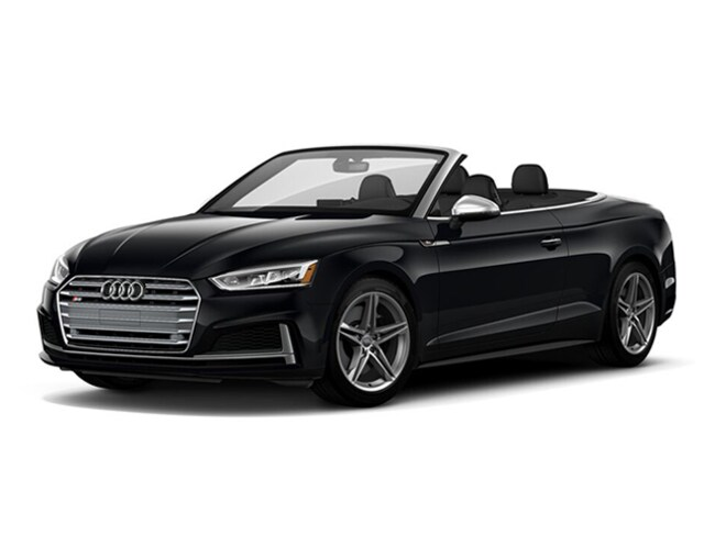 New 2018 Audi S5 3.0T Cabriolet