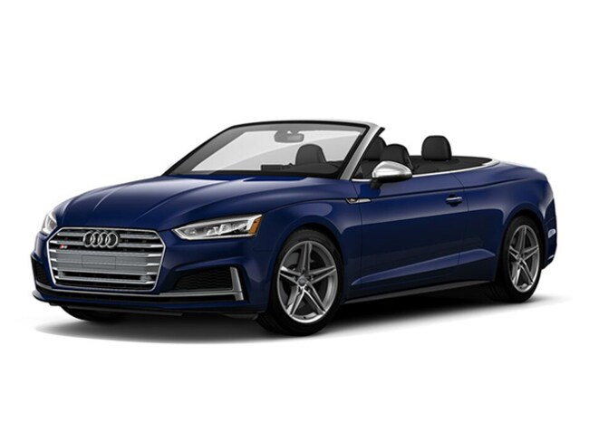 New 2018 Audi S5 3.0T Cabriolet for sale in Amityville, NY