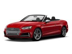 New 2018 Audi S5 3.0T Premium Plus Cabriolet WAUY4GF59JN014600 For sale near New Brunswick NJ