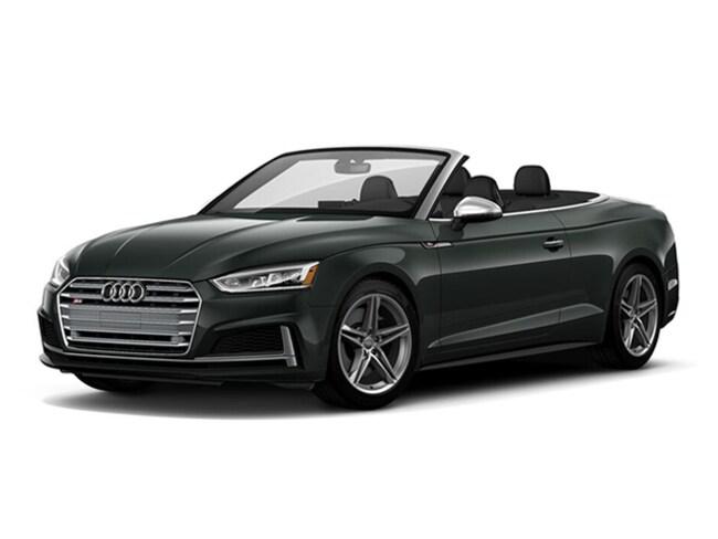 2018 Audi S5 3.0T Prestige Convertible