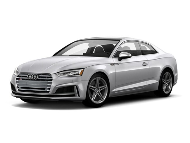 2018 Audi S5 Coupe Premium Plus Coupe