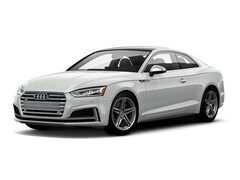 New 2018 Audi S5 3.0T Coupe WAUP4AF53JA074727 for sale in Latham, NY
