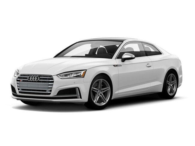 New 2018 Audi S5 3.0T Premium Plus Coupe Huntington, NY