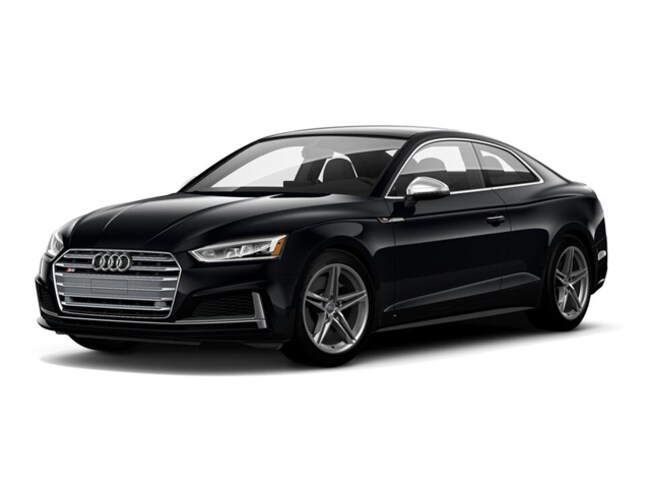 New 2018 Audi S5 3.0T Premium Plus Coupe for sale near Milwaukee in Brown Deer, WI