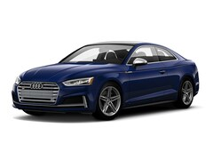 New 2018 Audi S5 3.0T Coupe WAUP4AF55JA074714 for sale in Latham, NY