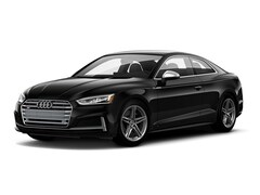 New 2018 Audi S5 3.0T Coupe WAUR4AF56JA058000 for sale in Latham, NY