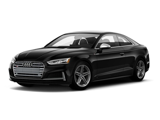 New 2018 Audi S5 3.0T Coupe for sale in Latham, NY