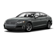 New 2018 Audi S5 3.0T Premium Plus Sportback Los Angeles
