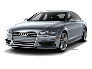 2018 Audi S7 Hatchback Tornado Gray Metallic