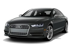 New 2018 Audi S7 4.0T Prestige S tronic Hatchback for sale near Milwaukee