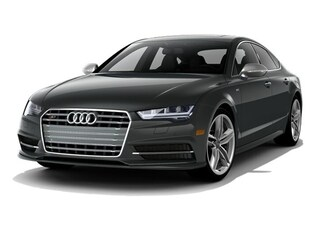 New 2018 Audi S7 4.0T Hatchback