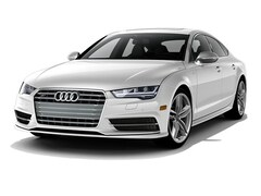New Audi Models 2018 Audi S7 4.0T Prestige S tronic Hatchback in San Jose