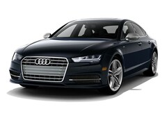 New 2018 Audi S7 4.0T Premium Plus S tronic Hatchback in East Hartford