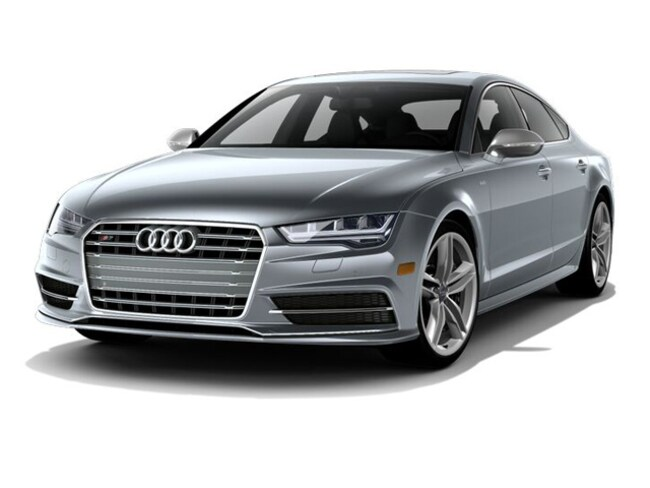 New 2018 Audi S7 4.0T Prestige S tronic Hatchback for sale/lease Salt Lake City UT