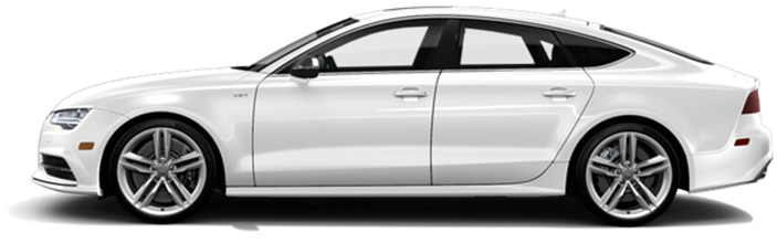 2018 Audi S7 Hatchback 4.0T Premium Plus S tronic