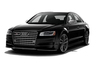 2018 Audi S8 Sedan Mythos Black Metallic
