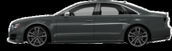 2018 S8 Sedans and Sportbacks