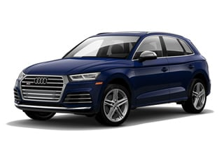 2018 Audi SQ5 SUV Navarra Blue Metallic