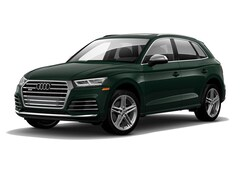 New 2018 Audi SQ5 3.0T SUV for sale in Wallingford, CT at Audi of Wallingford