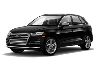 2018 Audi SQ5 Premium Plus Sport Utility Vehicle