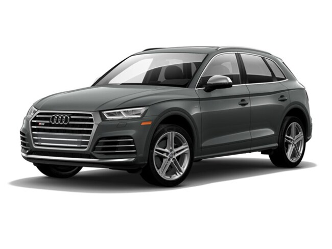 New 2018 Audi SQ5 3.0T SUV for sale in San Rafael, CA at Audi Marin