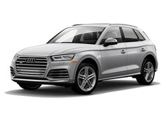 New 2018 Audi SQ5 3.0T SUV WA1A4AFY1J2085376 in Huntington, NY