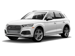 2018 Audi SQ5 3.0T Prestige Sport Utility Vehicle