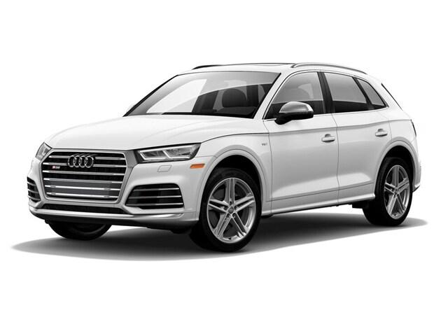 Certified Used 2018 Audi SQ5 3.0 TFSI Premium Plus SUV for Sale in Phoenix AZ