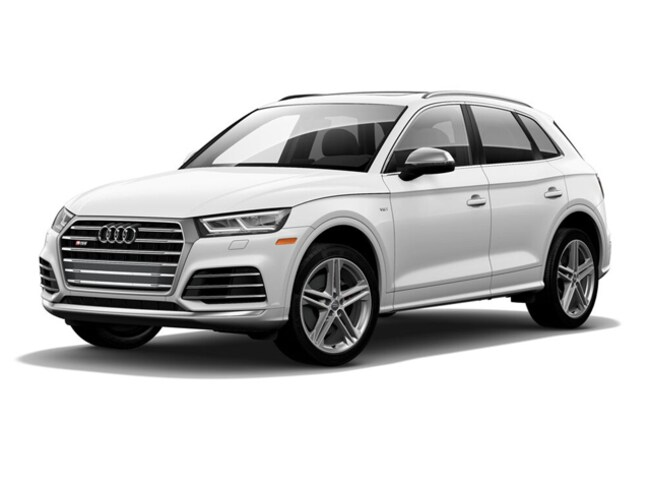 New 2018 Audi SQ5 SUV State College